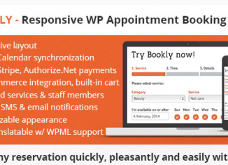 plugin reservation booking wordpress
