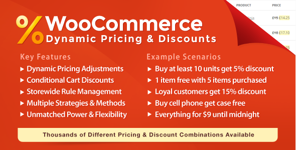 plugin wordpress woocommerce promotion
