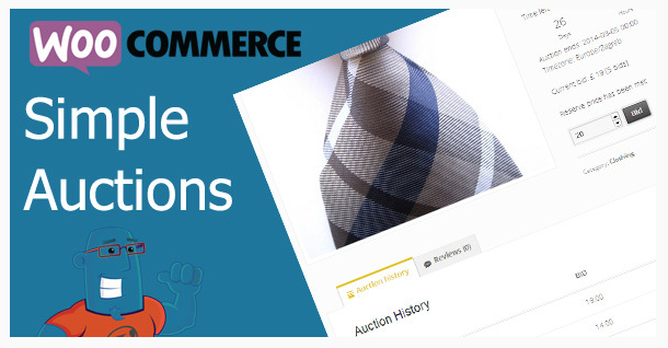 plugin wordpress woocommerce site vente encheres