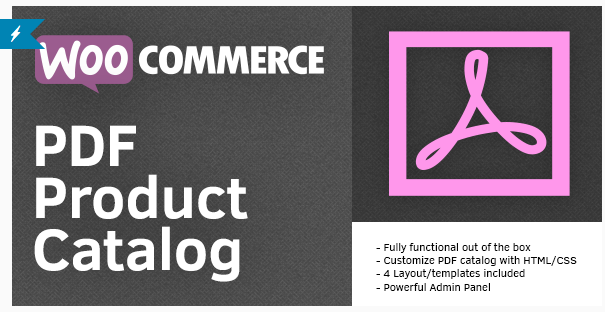 plugin woocommerce catalogue produit pdf