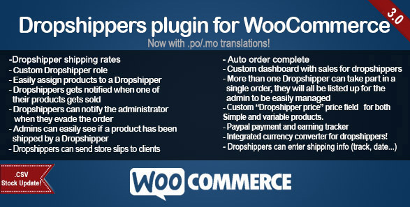 plugin dropshipping wordpress woocommerce