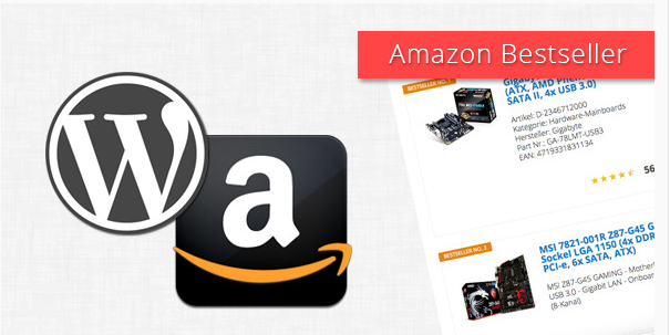 plugin amazon meilleures ventes wordpress