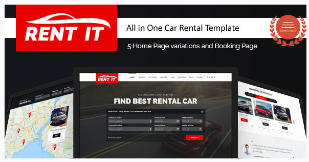 theme wordpress automobile location