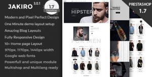 theme prestashop pret a porter mode fashion