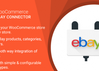 WordPress WooCommerce eBay Connector Plugin
